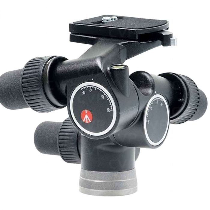 Manfrotto 405 geared tripod head