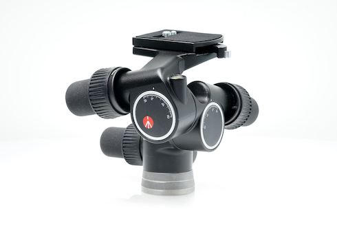Manfrotto 410 junior geared tripod head