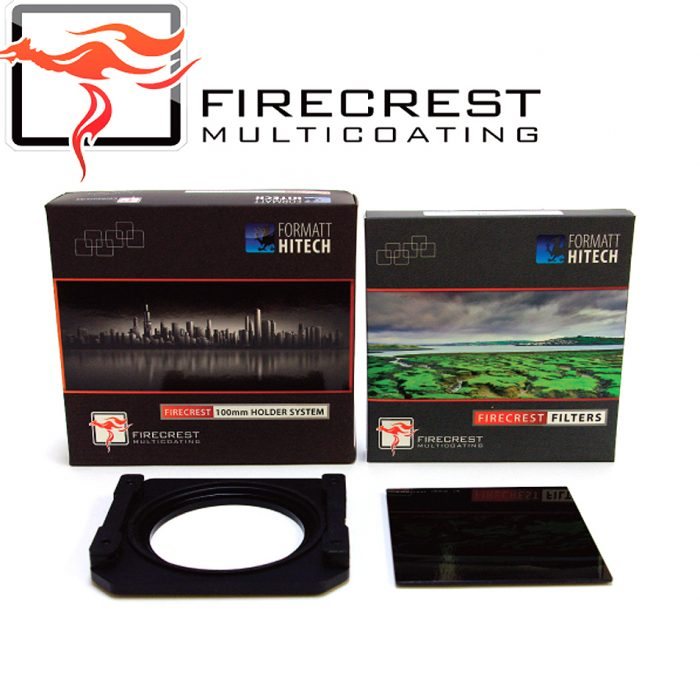 Formatt hitech firecrest 100 holder kit+firecrest 100x125mm nd grad set ( soft )