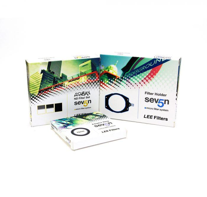 Lee seven5 holder + urban filter + ring kit