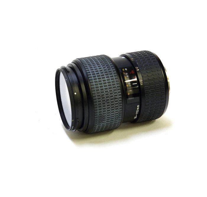 Used mamiya 645 zoom af 55-110mm f4.5