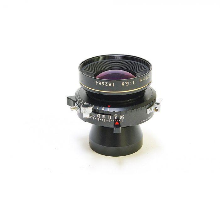 Used nikon nikkor – am * ed 120mm f5.6