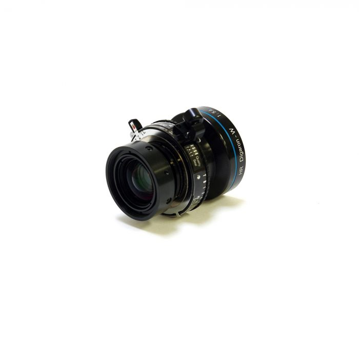 Used rodenstock hr digaron-w 70mm f5.6 copal 0