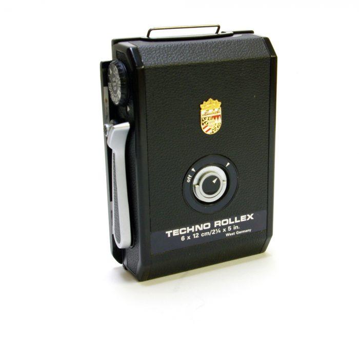 Used linhof techno rollex 6 x 12 roll film