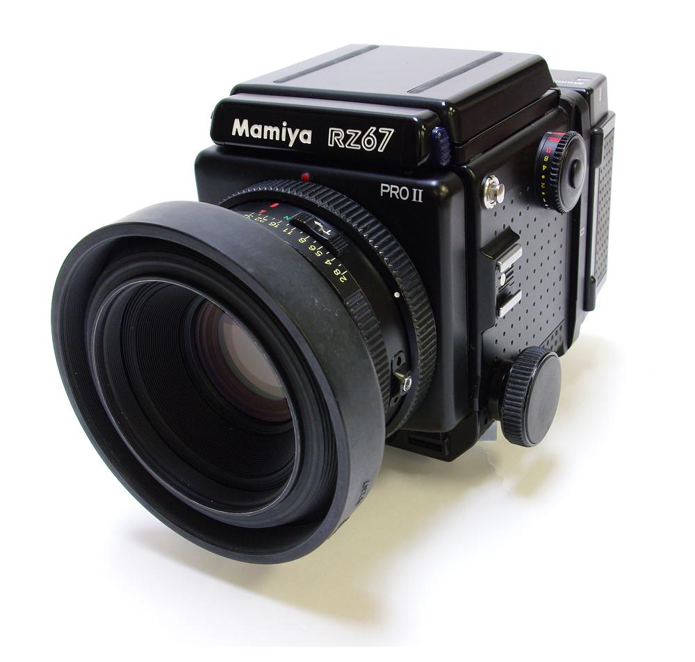 Mamiya Rz67