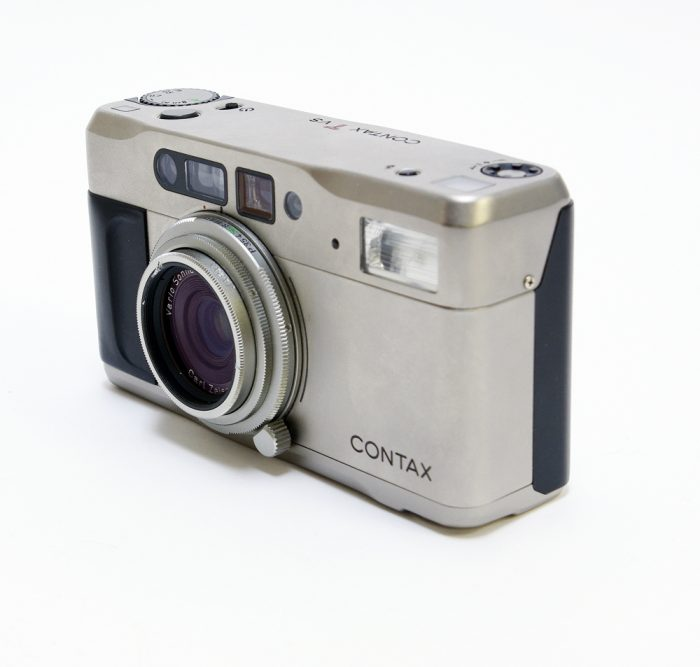 Used contax tvs 35mm compact