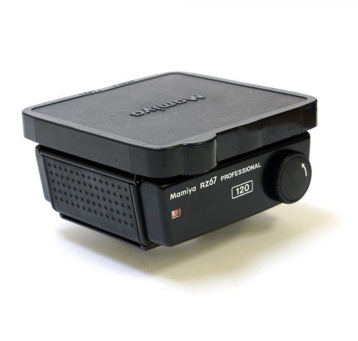 Used mamiya rz67 pro 120 roll film holder