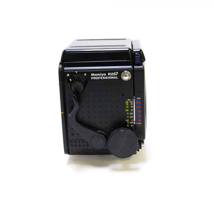 Used mamiya rz67 professional body