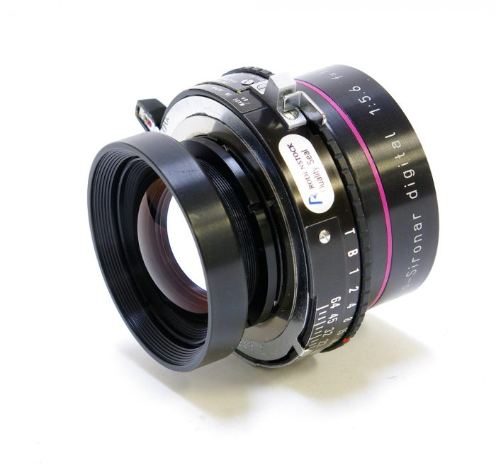 Used rodenstock apo sironar digital 135mm f5.6 copal 1