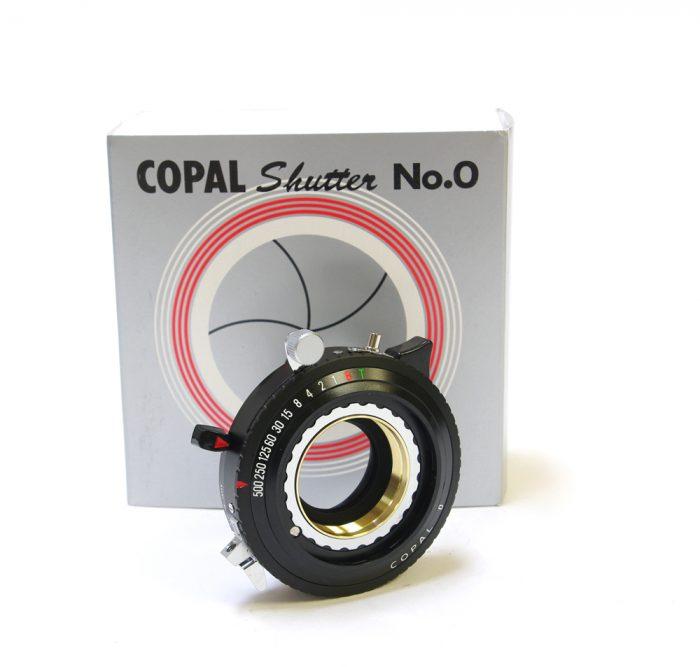 Copal shutter no 0 (ac-640)