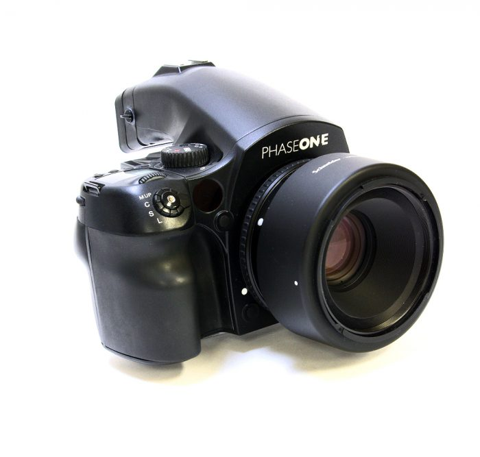 Used phase one p65+ 645df+ 80mm ls sr lens