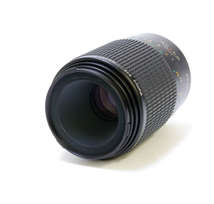 Used mamiya 120 macro mf lens