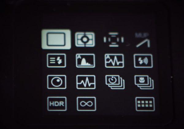 Customising the xf camera system