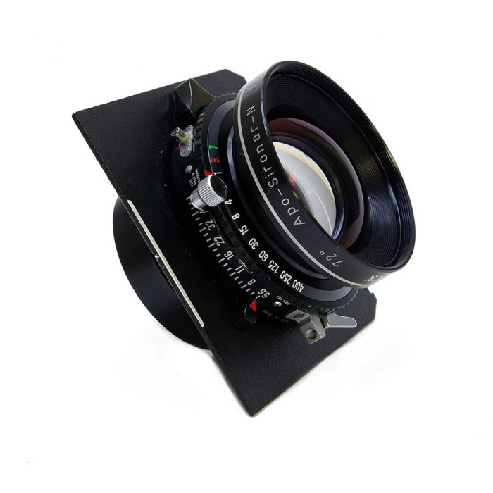 Used rodenstock apo sironar-n 210mm f5.6 copal 1