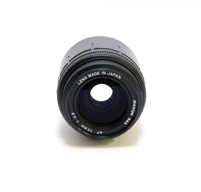 Used mamiya 645 af55mm