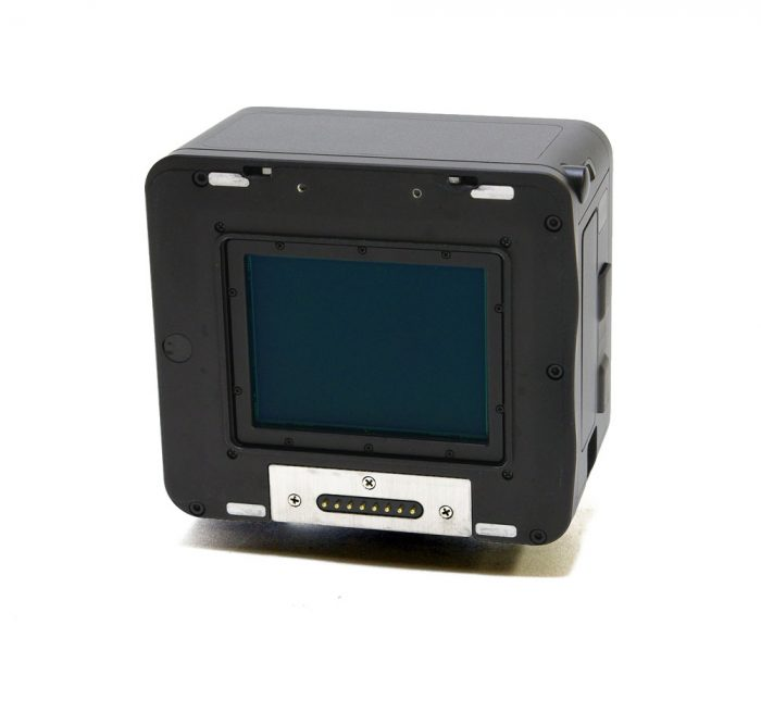 Used phase one iq260 digital back . actuation count = 603