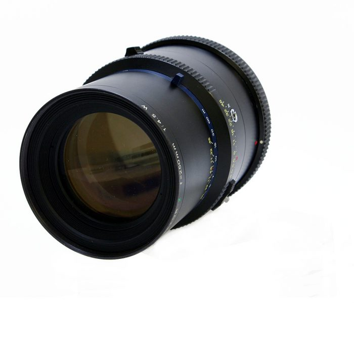 Used mamiya – sekor rz 250mm f4.5 w