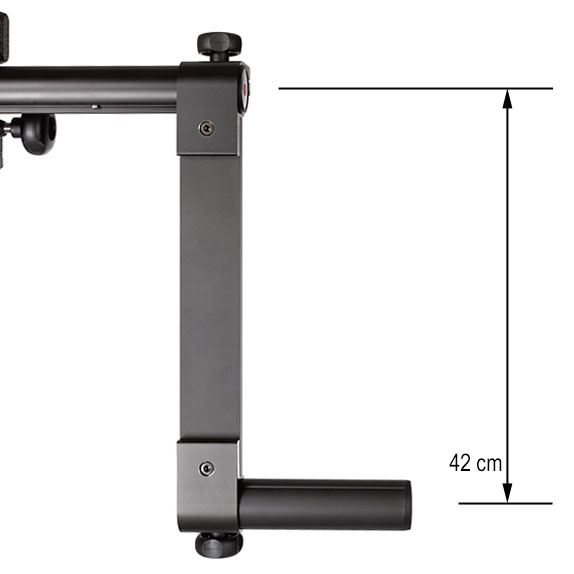 Cambo mono-25 crossarm for mono studio stand