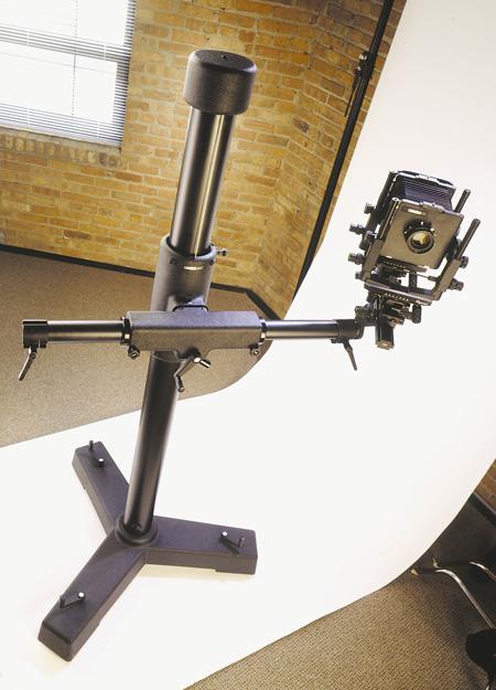 Cambo u-1 column for studio stand