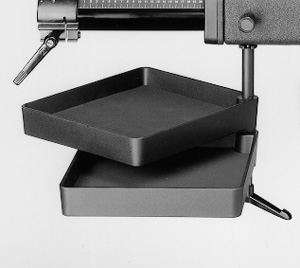 Cambo u-55 double accessory tray for studio stand