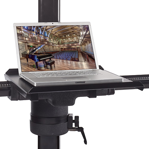 Cambo u-52 laptop/monitor tray for studio stand