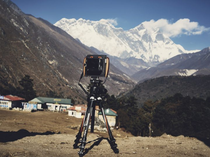 Ben Turner – Faces of Everest