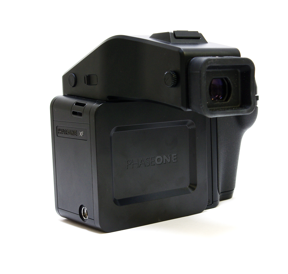 Used phase one xf body with xf prism