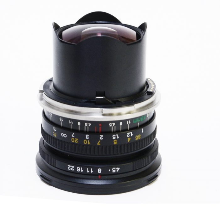 Used mamiya 7 n 43mm f4.5 l inc hood + finder  special price : £749.00