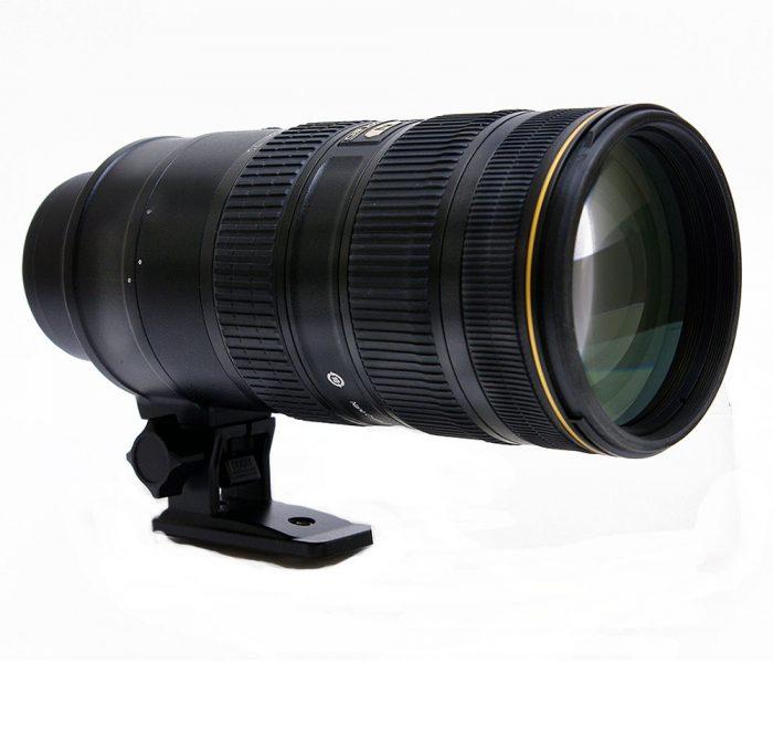 Used nikon af-s nikkor 70-200mm f2.8 gii ed vr