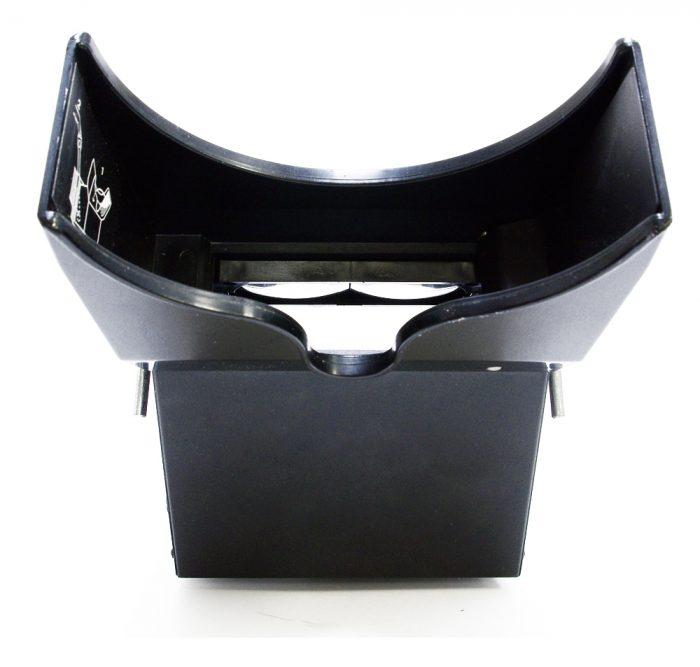 Used sinar binocular reflex magnifier 5 x 4 viewer