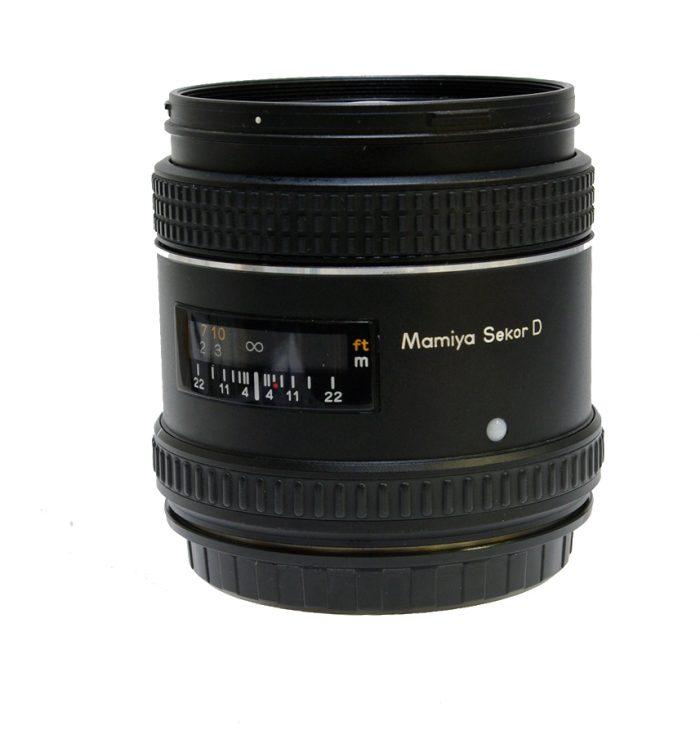 Used mamiya sekor d 45mm f2.8 afd