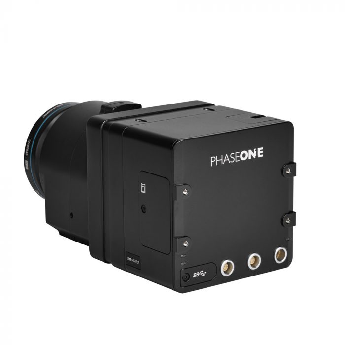 Phase one ixm-rs camera series