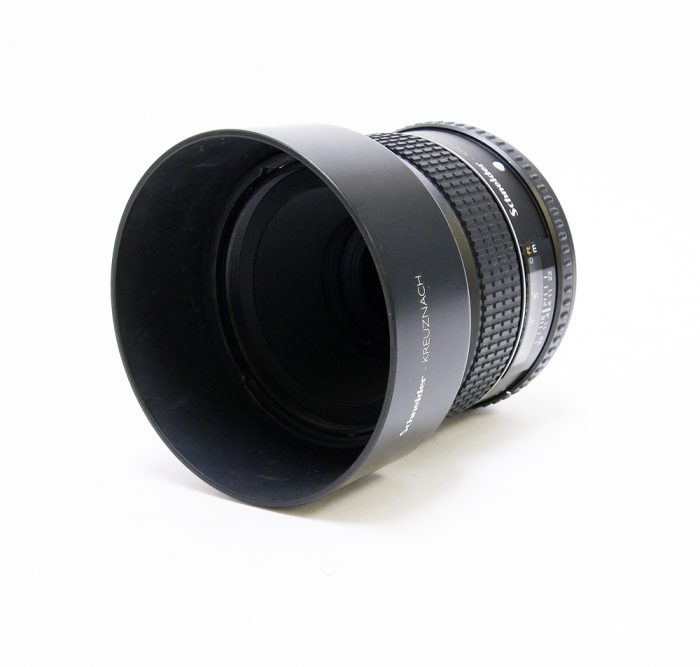 Phase one schneider 80mm f2.8 silver ring