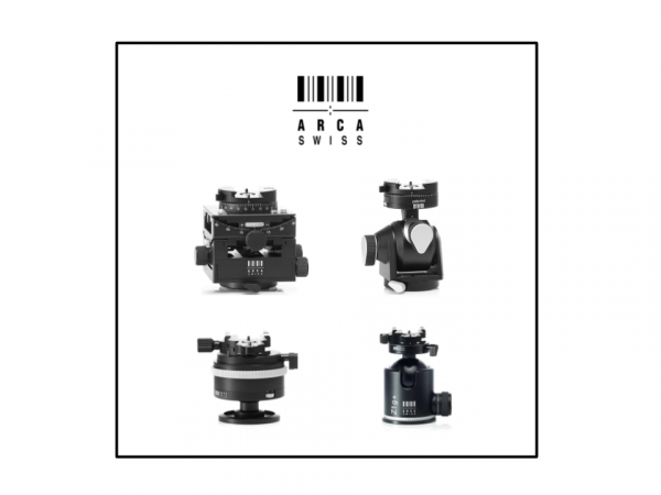 Arca-swiss tripod heads compared