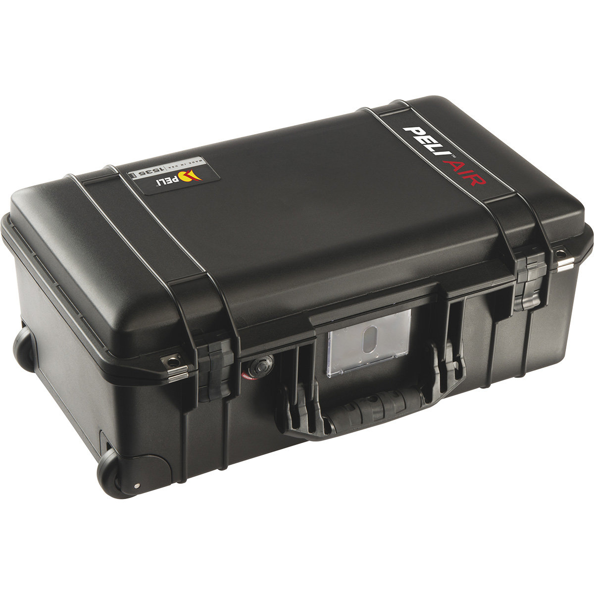 Peli™️ air 1535 super light black case with trekpak