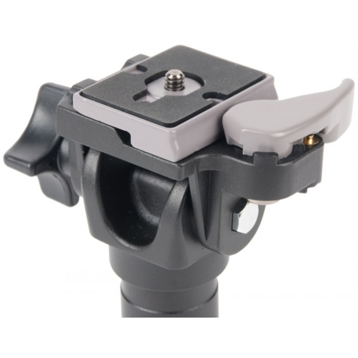 Megamast camera stand with tilt head