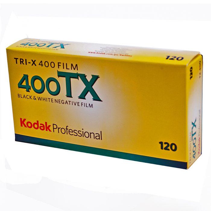 Kodak tx tri-x 400 120 (5 pack)