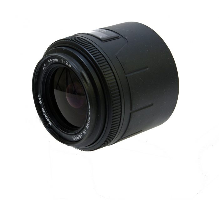 Used Mamiya 645 55mm