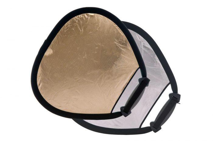 Trigrip reflector mini 45cm sunfire/silver ll lr3536
