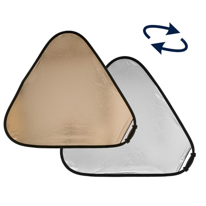Lastolite trigrip reflector large 120cm sunlite/soft silver ll lr3728