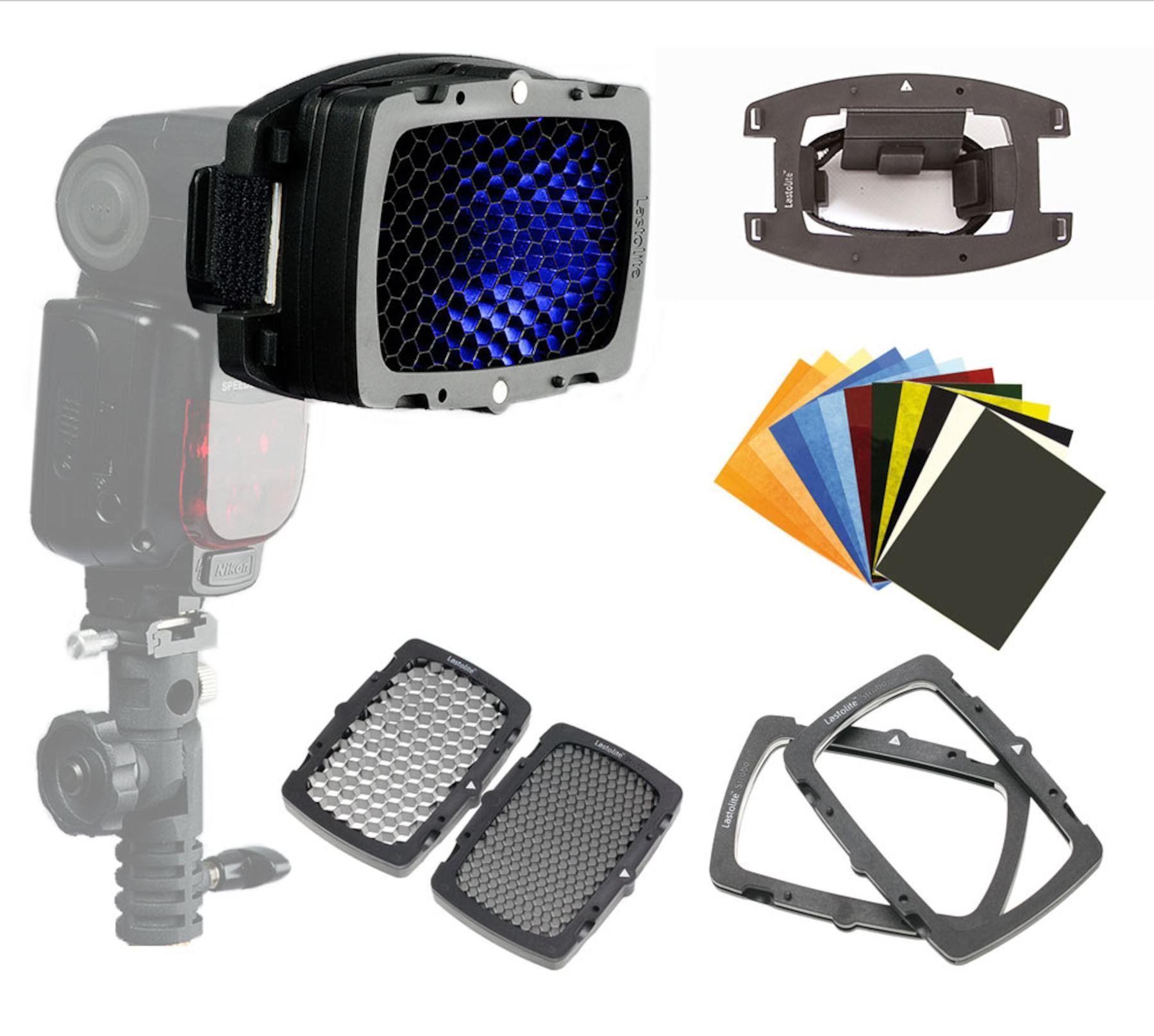 Lastolite  strobo kit – direct to flashgun ll ls2616