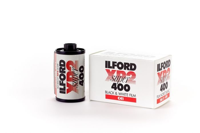 Ilford xp2 super 400 35mm film