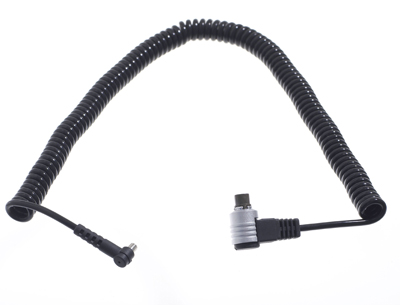 Phase one sync cable long for p, p+ and iq on 4×5 cameras