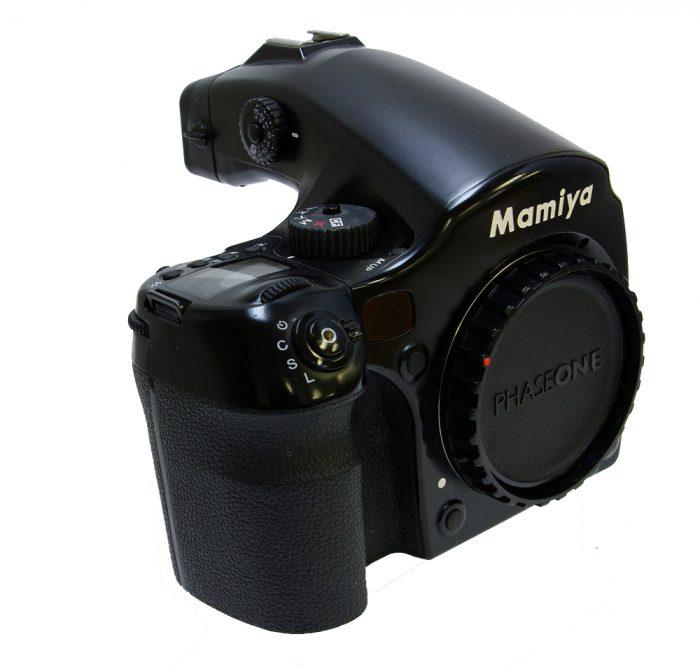 Mamiya 645 AFD ll Teamwork Digital