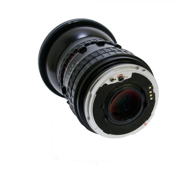 Used hasselblad distagon cfe 40mm f4 if