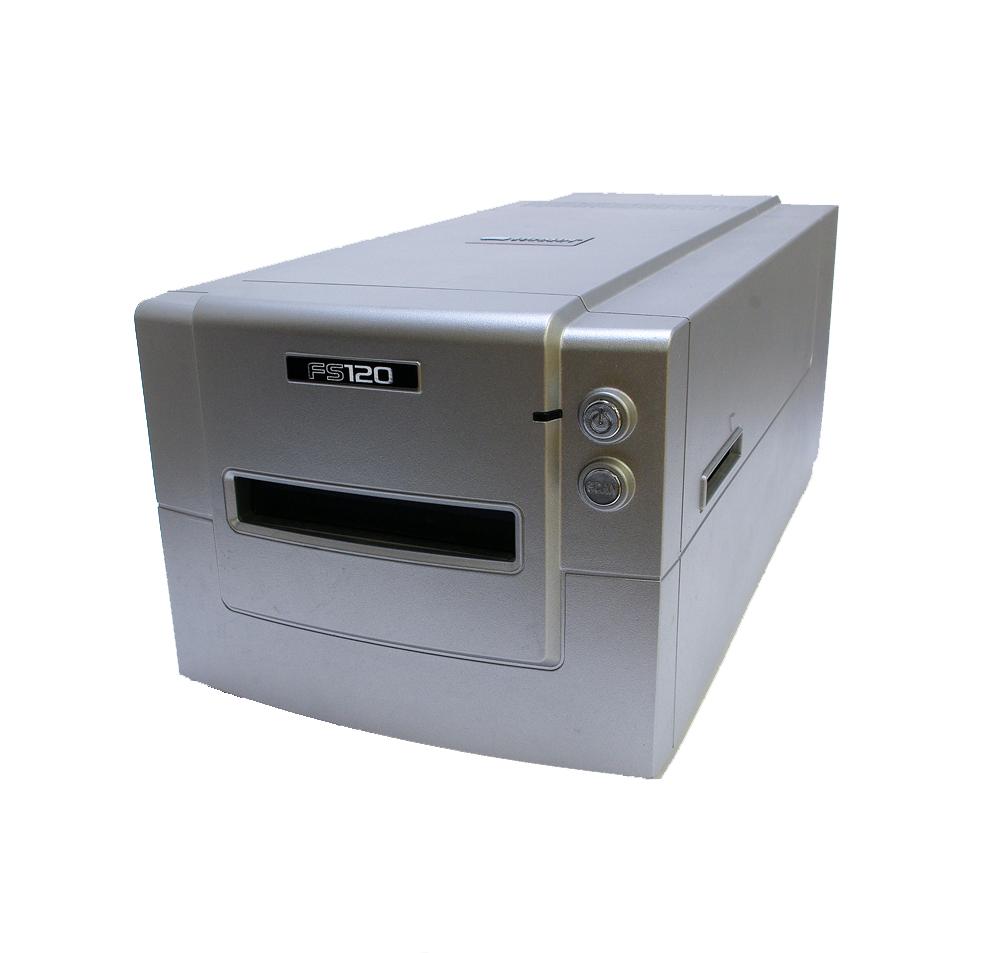 Used Braun Medium Format Film Scanner FS120