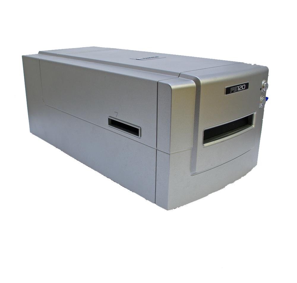 Braun Scanner