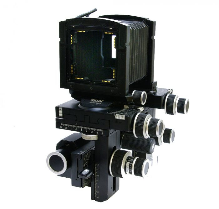 Used Sinar P3 Technical Camera