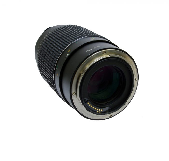 Used phase one 645 120mm f4 macro mf