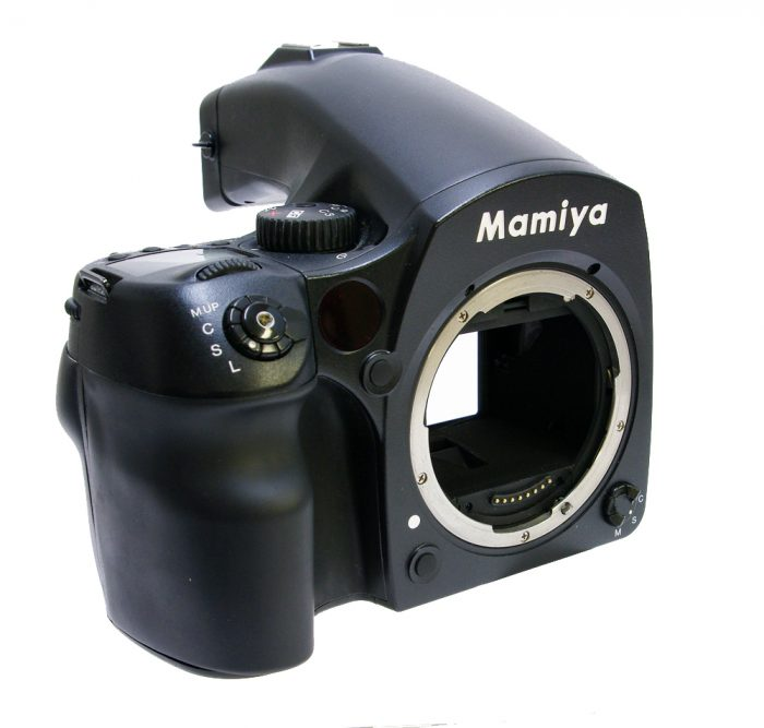 Used mamiya 645 df body